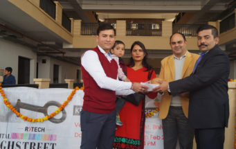 Key Handover Ceremony – Capital Highstreet Bhiwadi