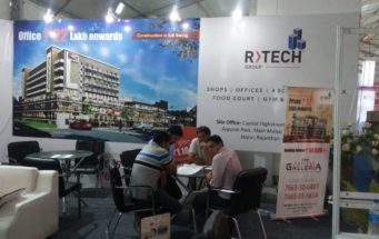 RTech group participated in Credai Expo