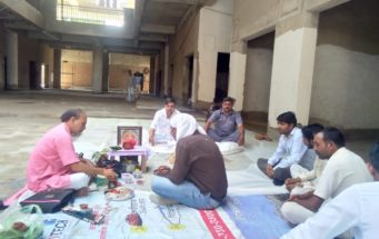 Vishwakarma Puja at Site Offices on 17th Sep 2018